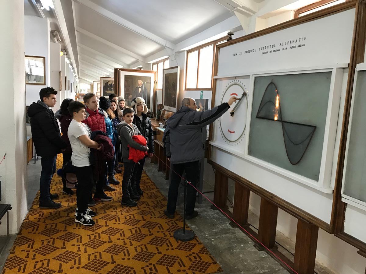 Muzeul Tehnic Dimitrie Leonida