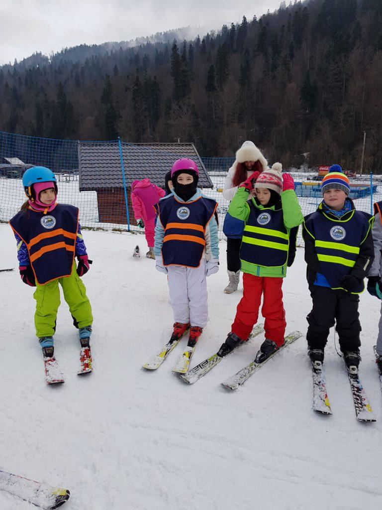 Tabăra de ski
