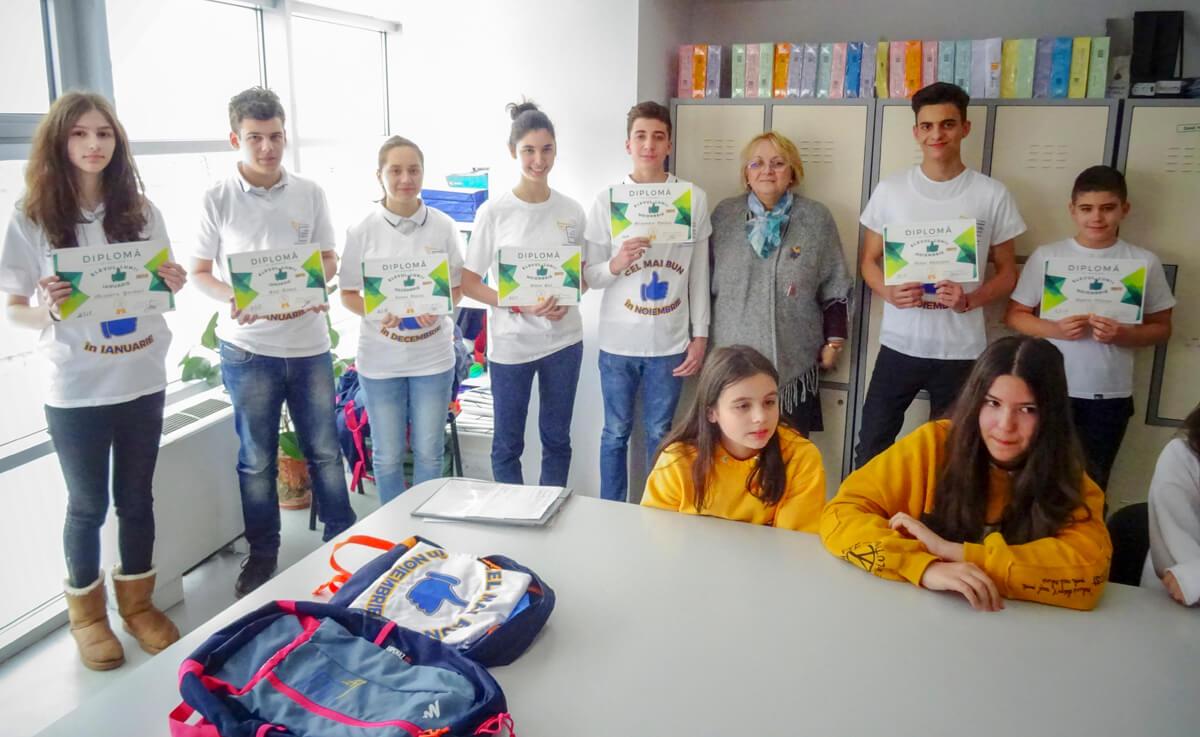 LTN își premiază elevii