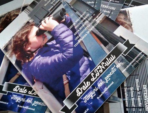 """Revista """"D'ale LTN-ului"""" 2018"""