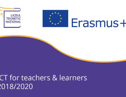 La LTN, proiectul Erasmus+ continuă…online!