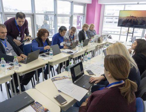 TIC pentru profesori și elevi – Proiect ERASMUS+ (II)
