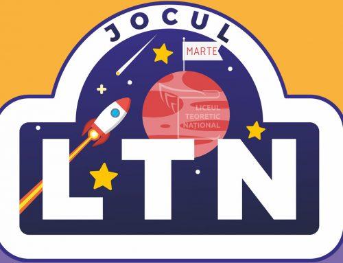 """""""JOCUL LTN"""": un proiect educațional pentru viitor"""
