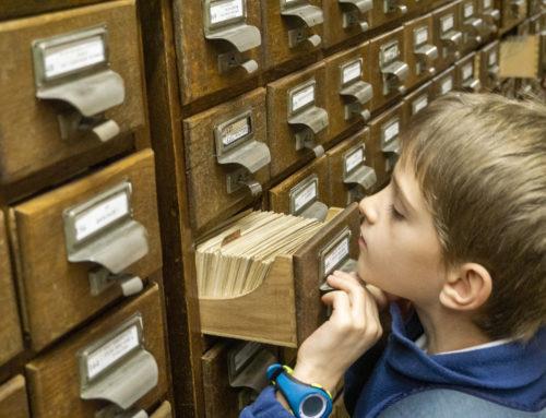 Vizita la Biblioteca Națională a României