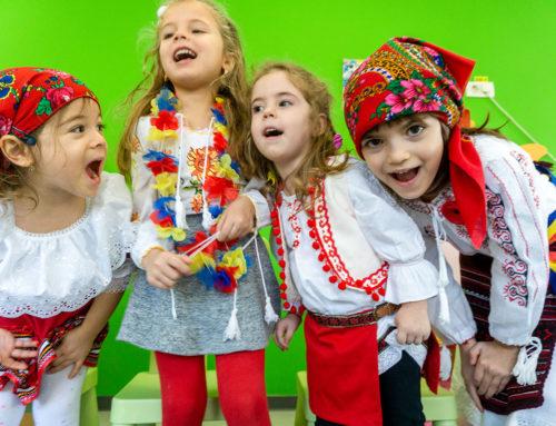 Sărbătorim împreună Ziua Națională a României