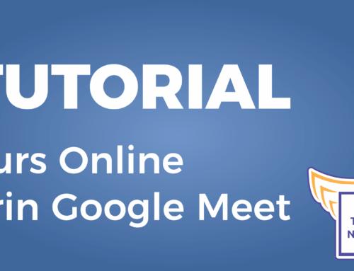 Tutorial – școala online la LTN