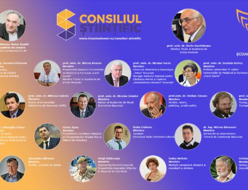 Reuniunea anuală a Consiliului Științific