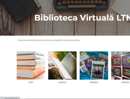 La LTN, avem Biblioteca Virtuală