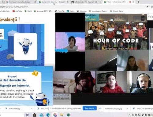 Hour of Code la LTN