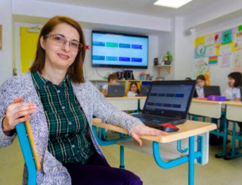 Profesor titular la Școala pentru Viață