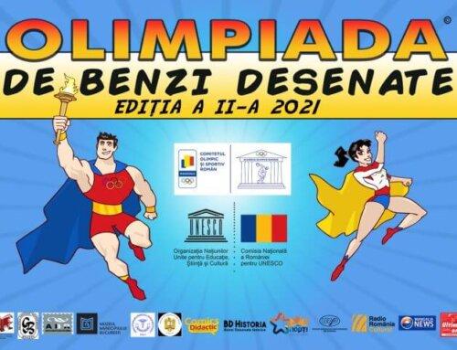 Olimpiada de Benzi Desenate